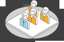 Partner-Driven Structure