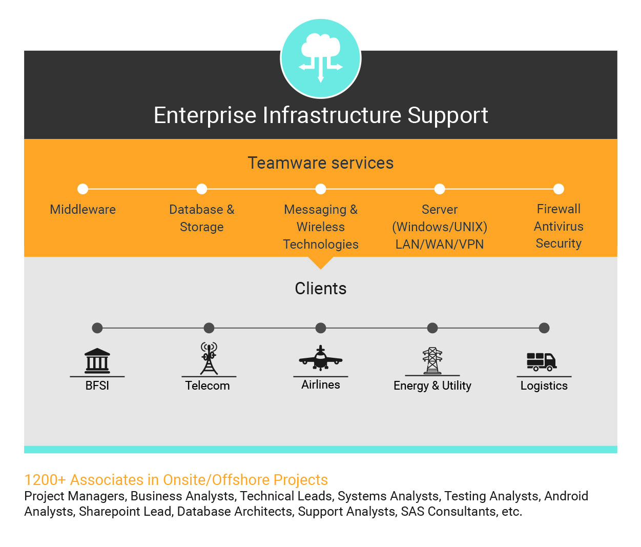 Enterprise Infrastructure Support